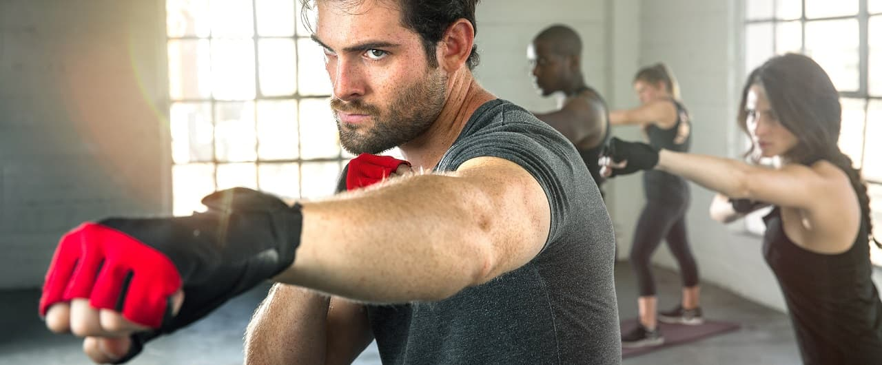 Six Reasons to Start Martial Arts